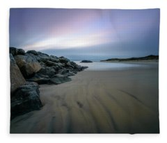 Wide Open Fleece Blanket