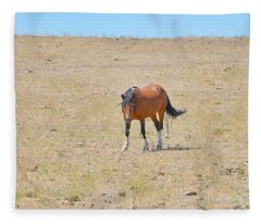 Wild Beauty Fleece Blanket