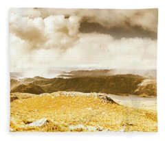 Wild Country Lookout Fleece Blanket
