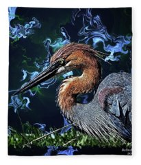 Wild Goliath Herona Fleece Blanket