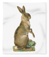 Wild Hare Fleece Blanket