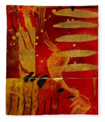 Wild Kingdom Fleece Blanket