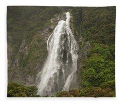 Wild New Zealand Fleece Blanket