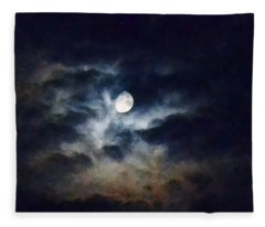 Wild Sky Fleece Blanket