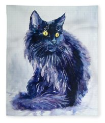 Wild Vagabond Fleece Blanket