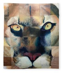 Wildcat Fleece Blanket