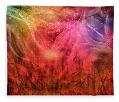Wildfire Fleece Blanket