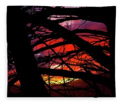 Wildlight Fleece Blanket