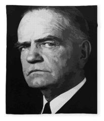 William Bull Halsey Fleece Blanket