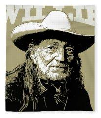 Willie Fleece Blanket