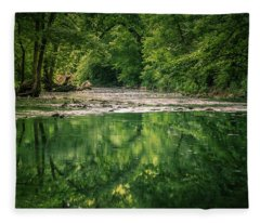 Wilson's Creek Fleece Blanket
