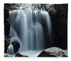 Winnewissa Falls Fleece Blanket