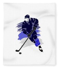 Winnipeg Jets Player Shirt Fleece Blanket