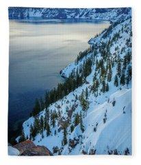 Winter Caldera Fleece Blanket
