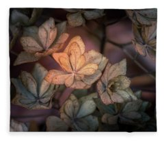 Winter Glow Fleece Blanket