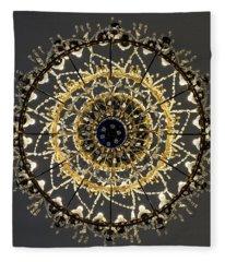 Winter Palace 2 Fleece Blanket