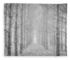 Winter Fleece Blanket