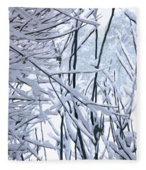 Wintertide Fleece Blanket