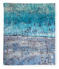 Wintry Mesa Fleece Blanket