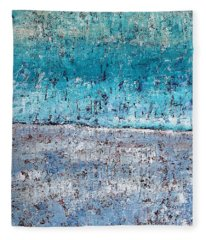 Wintry Mesa Fleece Blanket