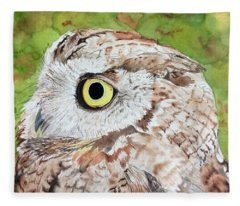 Wise Guy Fleece Blanket