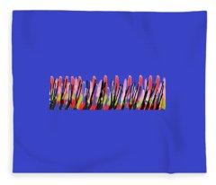 Wish - 111 Fleece Blanket