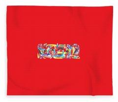 Wish - 32 Fleece Blanket