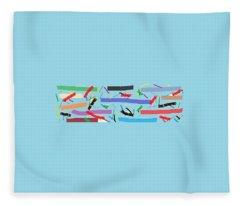 Wish - 40 Fleece Blanket
