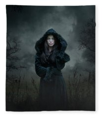 Witchcraft Fleece Blanket