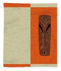 Witco Tikis 1 Fleece Blanket