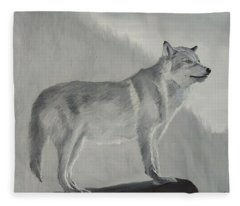 Vantage Point Fleece Blanket