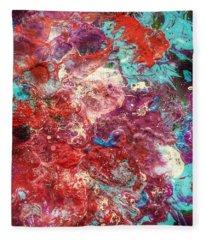 Wonderful Explosion Fleece Blanket