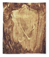 Woodland Fleece Blanket