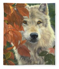 Woodland Prince Fleece Blanket