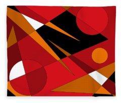 Woodwind Fleece Blanket