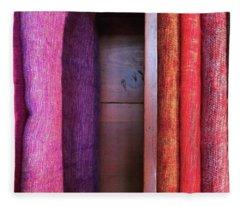 Portland Fleece Blankets