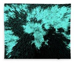 World Maps 14 Fleece Blanket