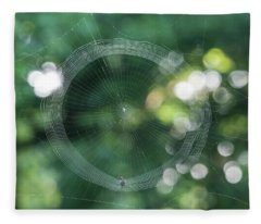 World Wide Web Fleece Blanket