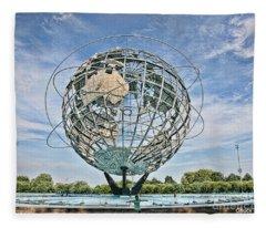World's Fair Queens 1964 Fleece Blanket