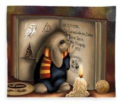 Wow I'm Harry Potter Fleece Blanket