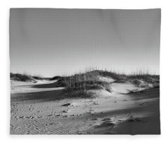 Wrightsville Dunes Fleece Blanket