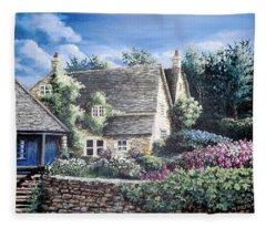 Yanworth Fleece Blanket