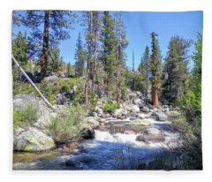 Yosemite 1 Fleece Blanket