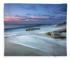 You'll Find Love, You'll Find Peace Fleece Blanket