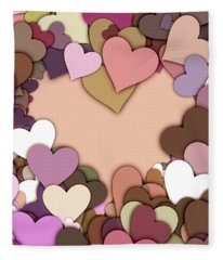 Young Love Fleece Blanket