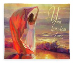Your Kingdom Come Fleece Blanket