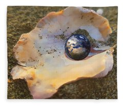 Your Oyster Fleece Blanket