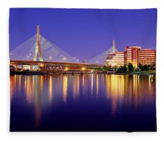 Zakim Twilight Fleece Blanket