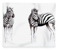 Zebbies Fleece Blanket