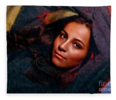 Zephirah Perez Fleece Blanket